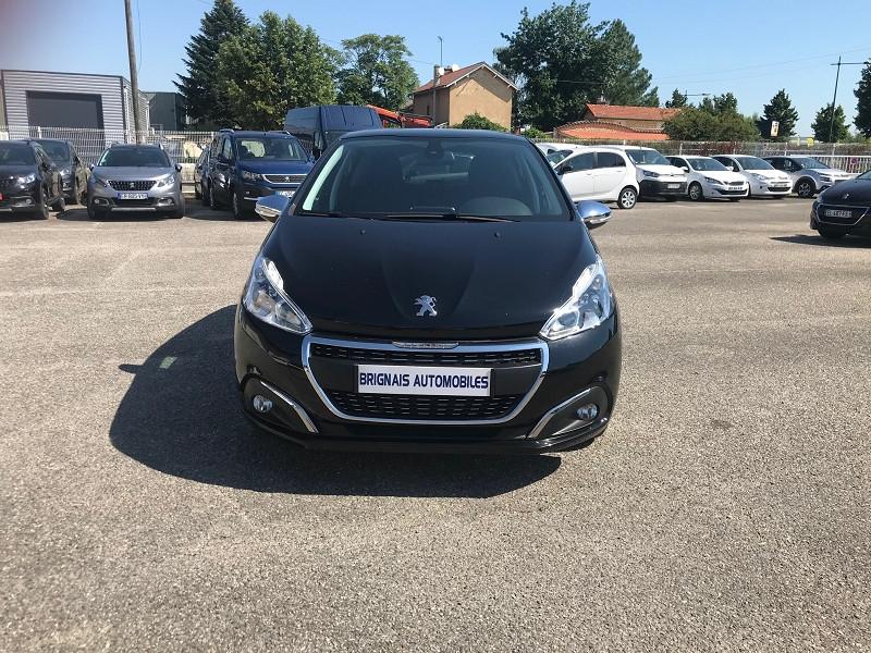 Photo 2 de l'offre de PEUGEOT 208 1.2 PURETECH 110CH E6.C ALLURE S&S 5P à 13900€ chez Brignais automobiles