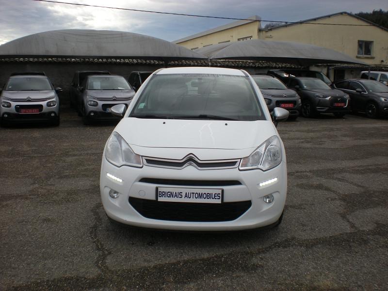 Photo 2 de l'offre de CITROEN C3 BLUEHDI 75 CONFORT BUSINESS S&S 79G à 8900€ chez Brignais automobiles