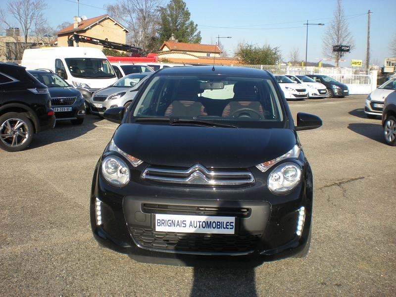 Photo 2 de l'offre de CITROEN C1 VTI 72 FEEL 5P à 9900€ chez Brignais automobiles