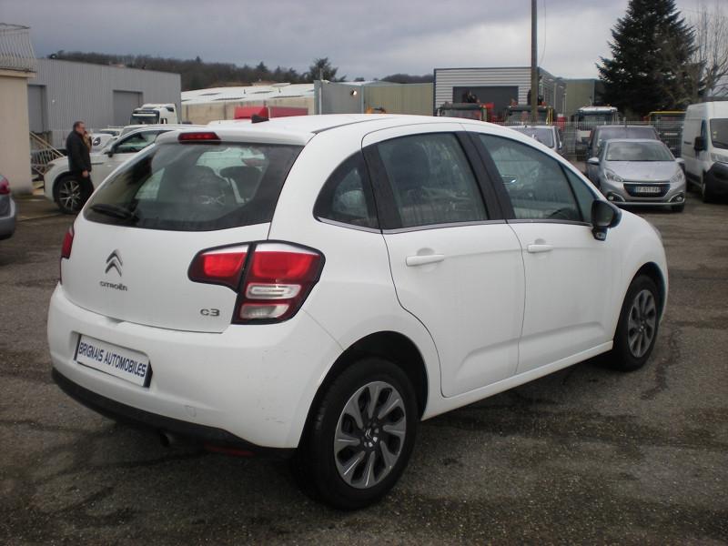 Photo 6 de l'offre de CITROEN C3 BLUEHDI 75 CONFORT BUSINESS S&S 79G à 8900€ chez Brignais automobiles