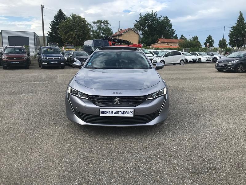 Photo 2 de l'offre de PEUGEOT 508 SW BLUEHDI 130CH S&S ALLURE EAT8 à 33900€ chez Brignais automobiles