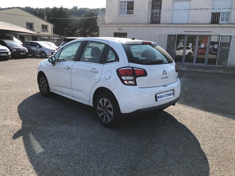 Photo 4 de l'offre de CITROEN C3 BLUEHDI 75 CONFORT BUSINESS S&S 79G à 9400€ chez Brignais automobiles