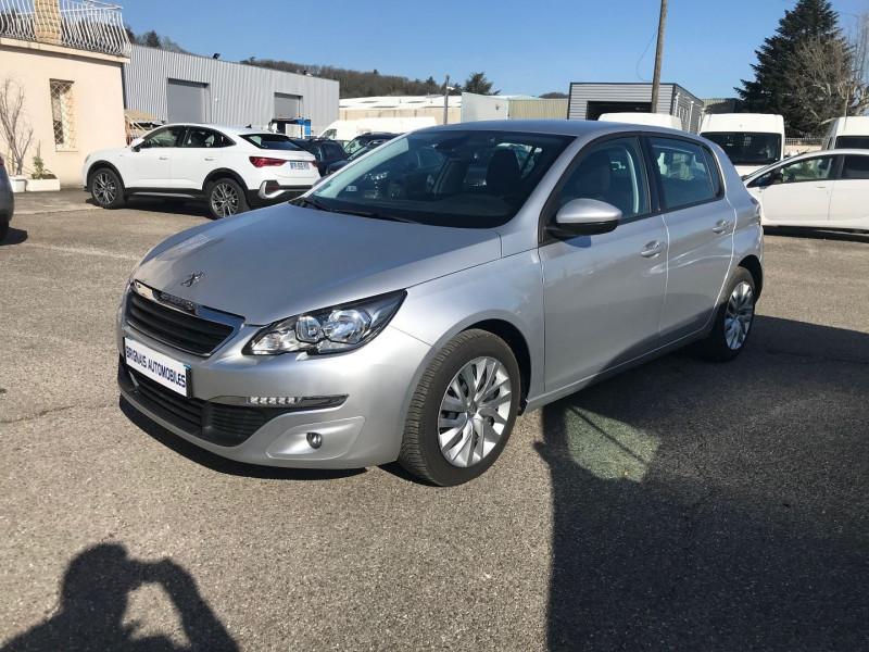Photo 3 de l'offre de PEUGEOT 308 AFFAIRE 1.6 BLUEHDI 100CH S&S PREMIUM PACK à 9900€ chez Brignais automobiles