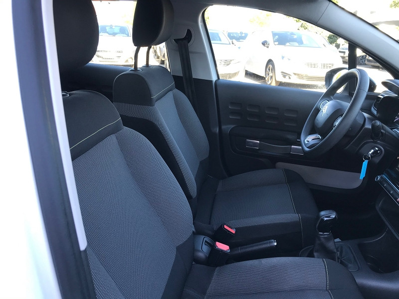 Photo 8 de l'offre de CITROEN C3 BLUEHDI 75CH FEEL BUSINESS S&S à 12400€ chez Brignais automobiles