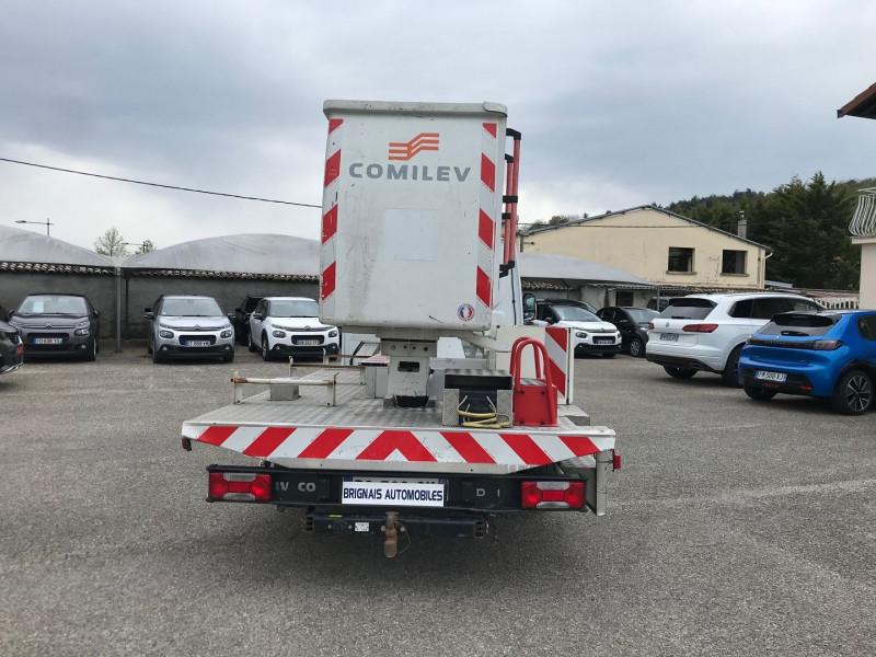 Photo 5 de l'offre de IVECO DAILY CCB 35S13 4100  AVEC  NACELLE COMILEV  12M à 27480€ chez Brignais automobiles