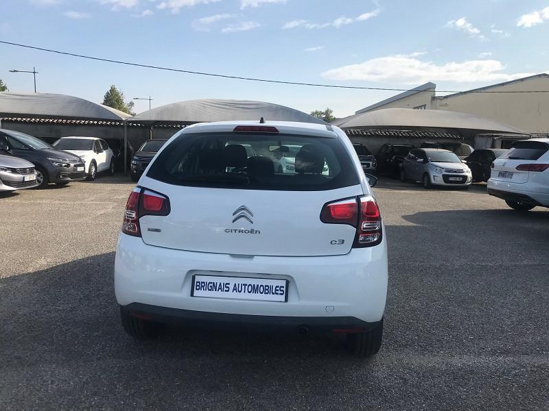 Photo 5 de l'offre de CITROEN C3 BLUEHDI 75 CONFORT BUSINESS S&S 79G à 9400€ chez Brignais automobiles