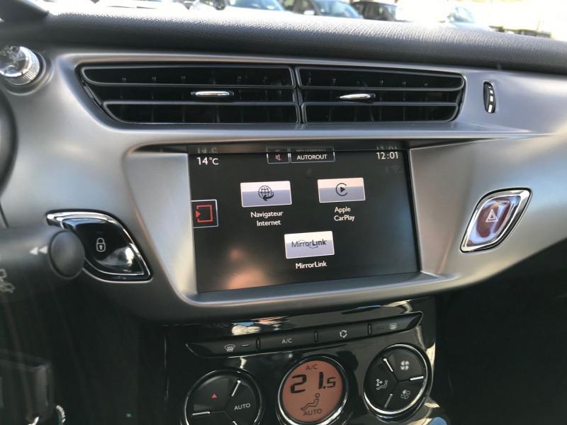 Photo 11 de l'offre de CITROEN C3 BLUEHDI 75 CONFORT BUSINESS S&S 79G à 9400€ chez Brignais automobiles