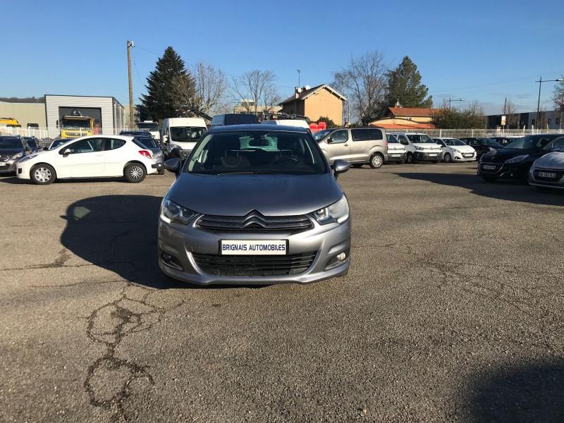 Photo 2 de l'offre de CITROEN C4 STE BLUEHDI 120CH MILLENIUM BUSINESS S&S EAT6 à 9900€ chez Brignais automobiles