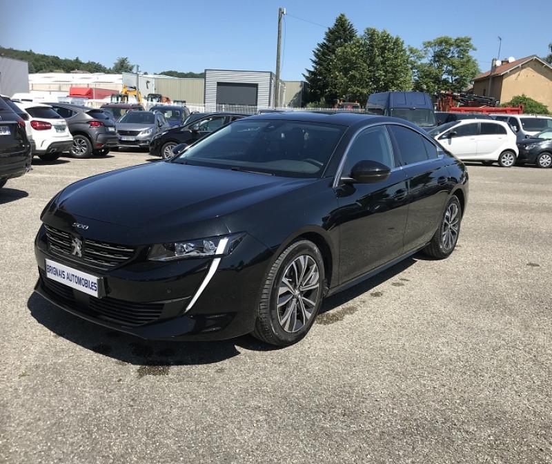 Photo 3 de l'offre de PEUGEOT 508 BLUEHDI 180CH S&S ALLURE  EAT8 à 32900€ chez Brignais automobiles