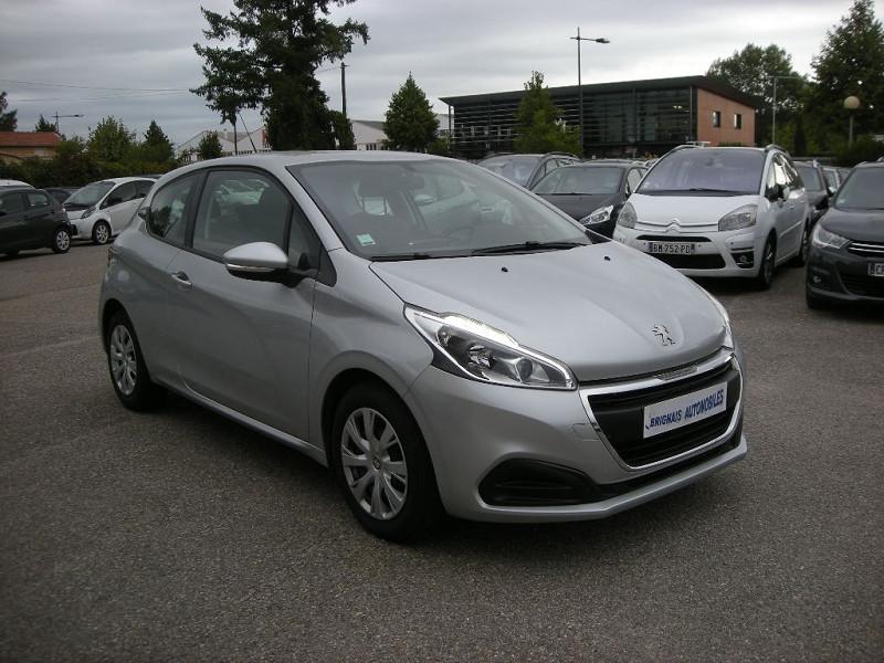 Peugeot 208 1.6 BLUEHDI 75CH ACTIVE 3P Diesel GRIS C Occasion à vendre