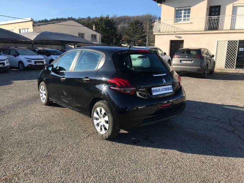 Photo 4 de l'offre de PEUGEOT 208 AFFAIRE 1.6 BLUEHDI 75CH PREMIUM à 7900€ chez Brignais automobiles