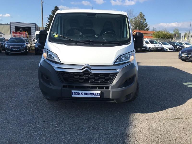 Photo 2 de l'offre de CITROEN JUMPER FG 30 L1H1 2.0 BLUEHDI 110 BUSINESS à 13080€ chez Brignais automobiles
