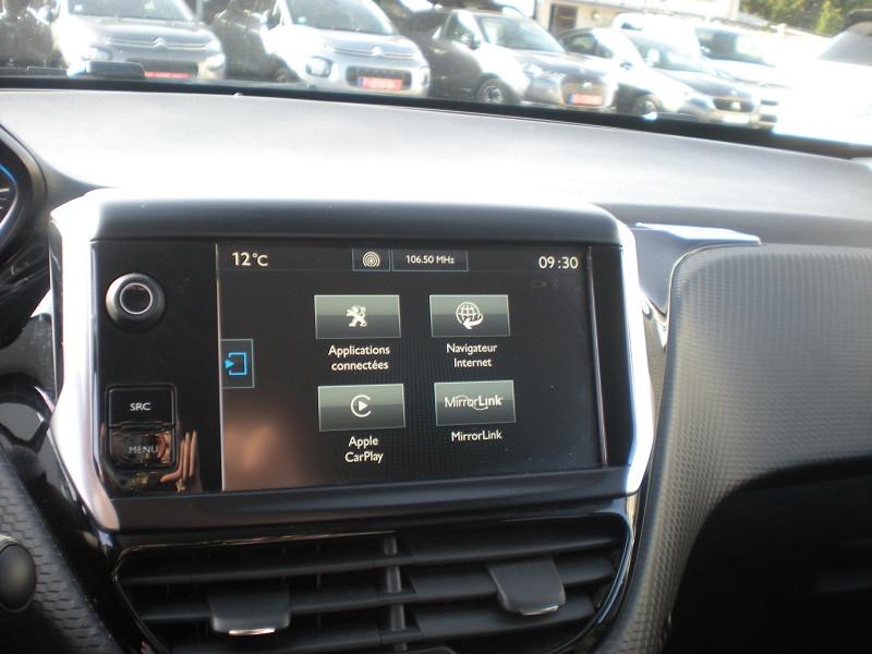 Photo 14 de l'offre de PEUGEOT 2008 1.6 BLUEHDI 100CH ALLURE BUSINESS S&S ETG6 à 11400€ chez Brignais automobiles