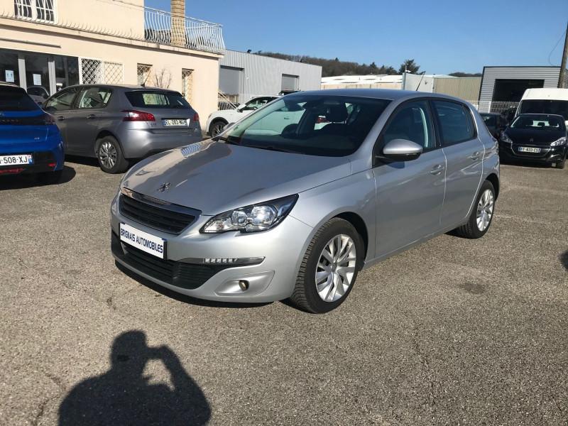 Photo 3 de l'offre de PEUGEOT 308 AFFAIRE 1.6 BLUEHDI 100CH S&S PACK CLIM NAV à 8900€ chez Brignais automobiles
