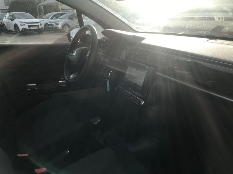 Photo 7 de l'offre de CITROEN C3 BLUEHDI 75CH FEEL BUSINESS S&S à 10900€ chez Brignais automobiles