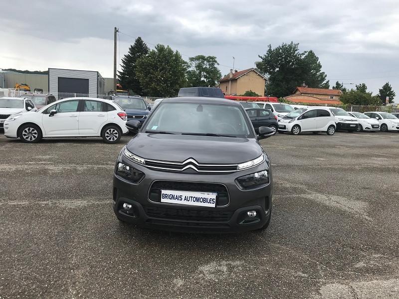 Photo 2 de l'offre de CITROEN C4 CACTUS PURETECH 110CH S&S FEEL BUSINESS à 14400€ chez Brignais automobiles