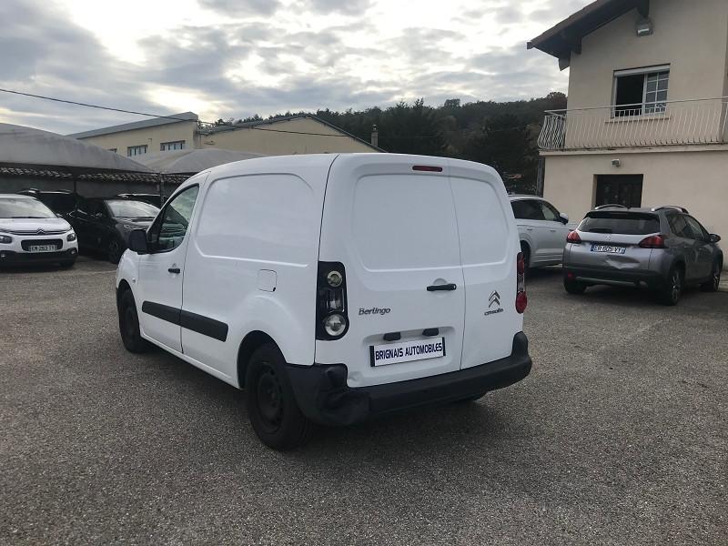 Photo 4 de l'offre de CITROEN BERLINGO 20 L1 1.6 HDI 90 CLUB CAISSE ISOTHERME à 11880€ chez Brignais automobiles