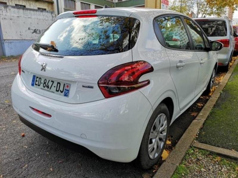Photo 4 de l'offre de PEUGEOT 208 AFFAIRE 1.6 BLUEHDI 75CH PACK CLIM NAV 5P à 8900€ chez Brignais automobiles