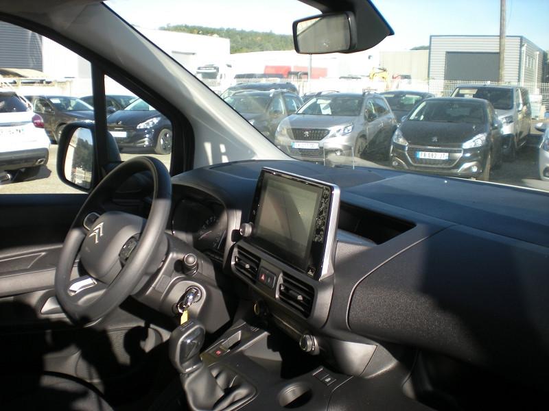 Photo 7 de l'offre de CITROEN BERLINGO VAN M 650KG BLUEHDI 75 CLUB à 17900€ chez Brignais automobiles