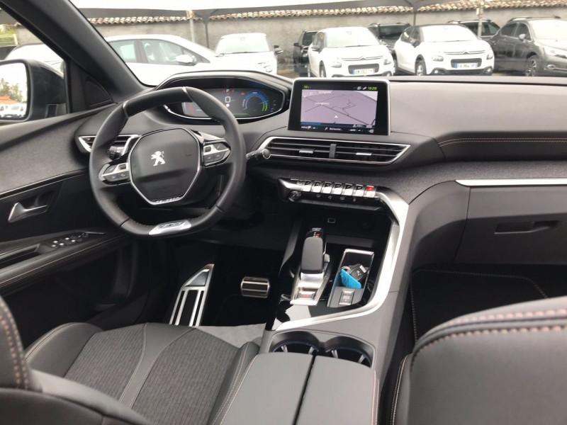 Photo 10 de l'offre de PEUGEOT 3008 HYBRID 225CH GT LINE E-EAT8 10CV à 38900€ chez Brignais automobiles