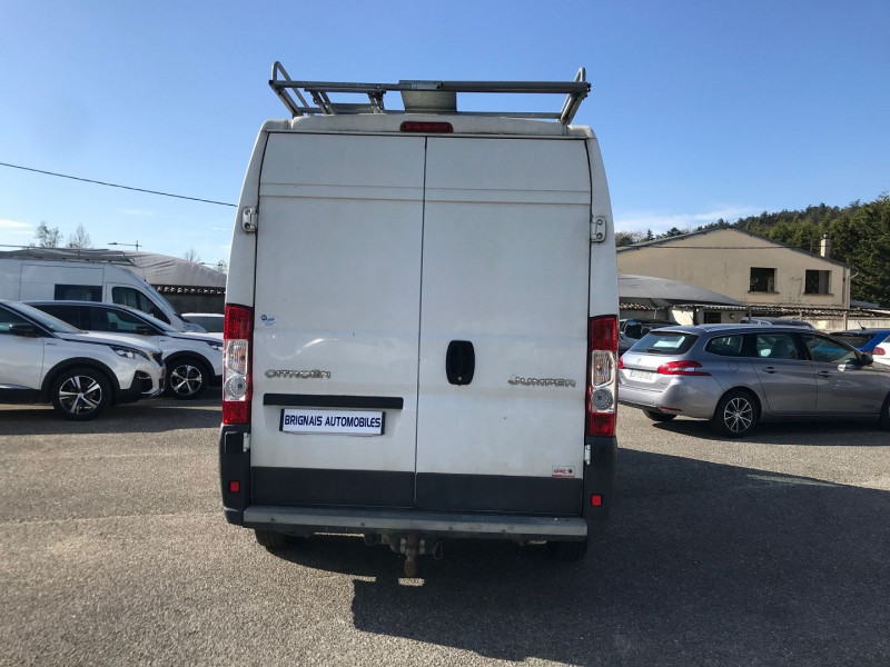 Photo 5 de l'offre de CITROEN JUMPER FG 33 L2H2 HDI 110  CAB  APP CONFORT à 11900€ chez Brignais automobiles