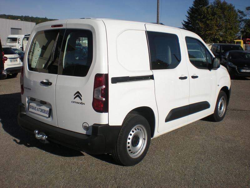 Photo 6 de l'offre de CITROEN BERLINGO VAN M 650KG BLUEHDI 75 CLUB à 17900€ chez Brignais automobiles