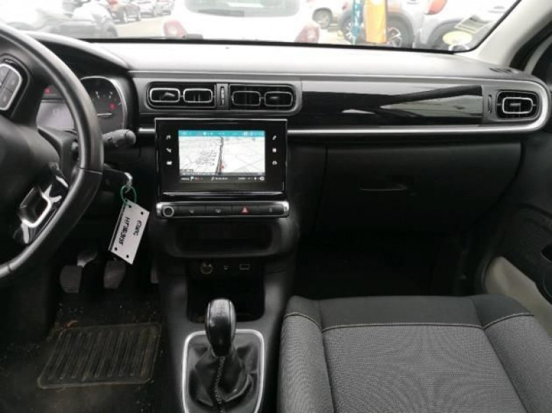 Photo 8 de l'offre de CITROEN C3 STE 1.6 BLUEHDI 75CH S&S FEEL NAV à 8900€ chez Brignais automobiles