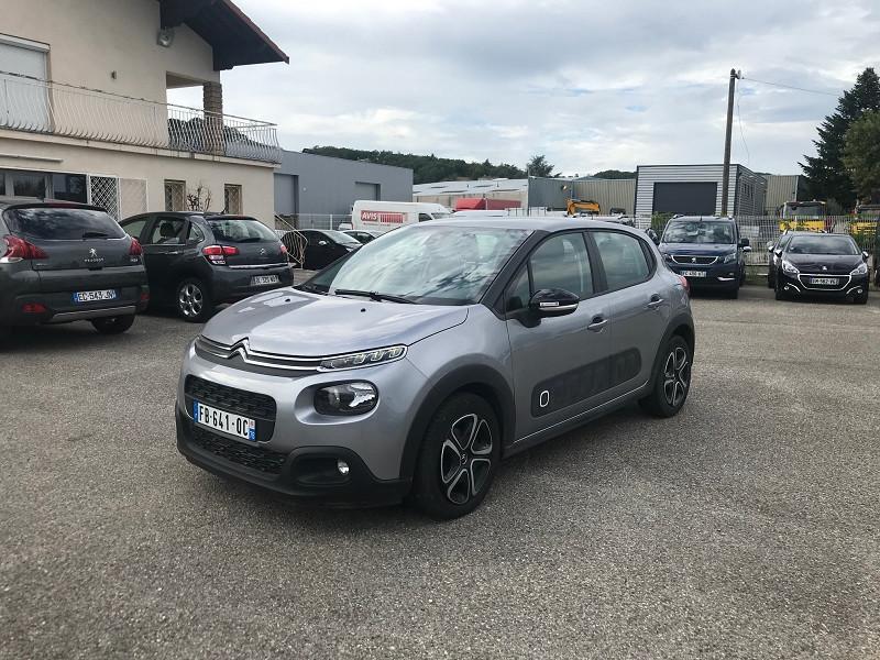Photo 3 de l'offre de CITROEN C3 BLUEHDI 100CH FEEL S&S E6.D-TEMP à 14500€ chez Brignais automobiles