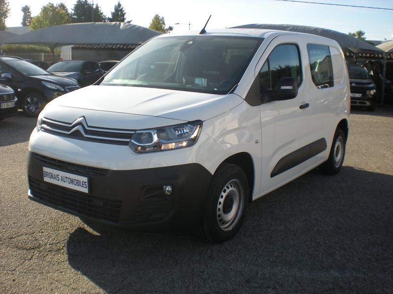 Photo 3 de l'offre de CITROEN BERLINGO VAN M 650KG BLUEHDI 75 CLUB à 17900€ chez Brignais automobiles