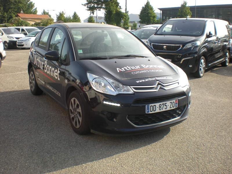 Photo 1 de l'offre de CITROEN C3 STE HDI 70 CLUB ENTREPRISE à 7800€ chez Brignais automobiles