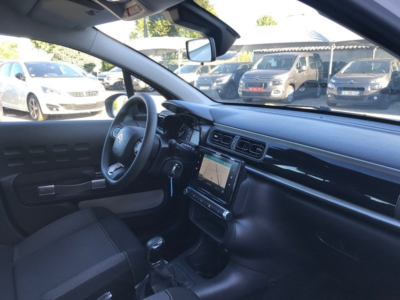Photo 7 de l'offre de CITROEN C3 BLUEHDI 75CH FEEL BUSINESS S&S à 12400€ chez Brignais automobiles