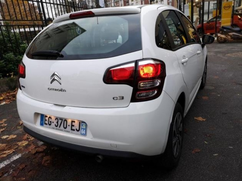 Photo 4 de l'offre de CITROEN C3 STE 1.6 BLUEHDI 75 CONFORT à 8400€ chez Brignais automobiles