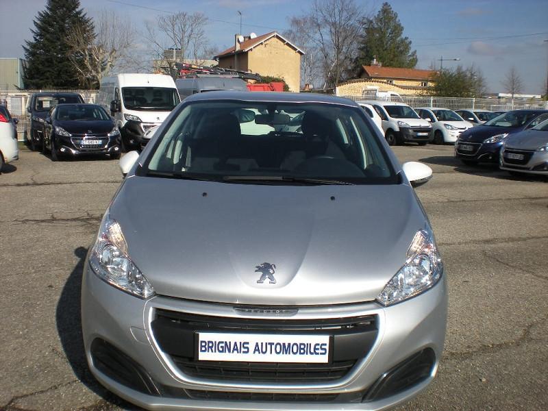 Photo 2 de l'offre de PEUGEOT 208 1.6 BLUEHDI 75CH LIKE 5P à 10900€ chez Brignais automobiles