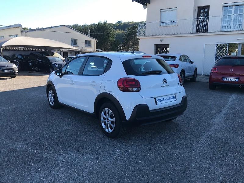 Photo 4 de l'offre de CITROEN C3 BLUEHDI 75CH FEEL BUSINESS S&S à 12400€ chez Brignais automobiles