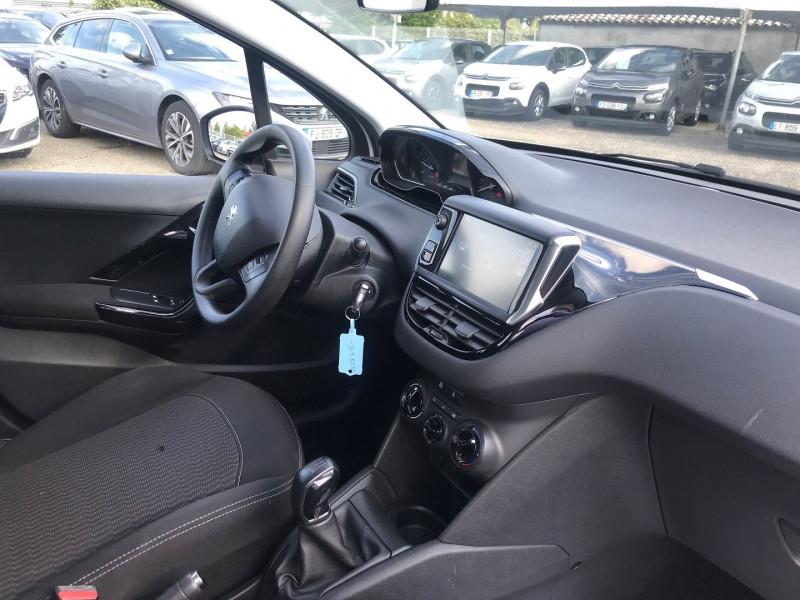 Photo 7 de l'offre de PEUGEOT 208 1.6 BLUEHDI 75CH ACTIVE 5P à 8900€ chez Brignais automobiles