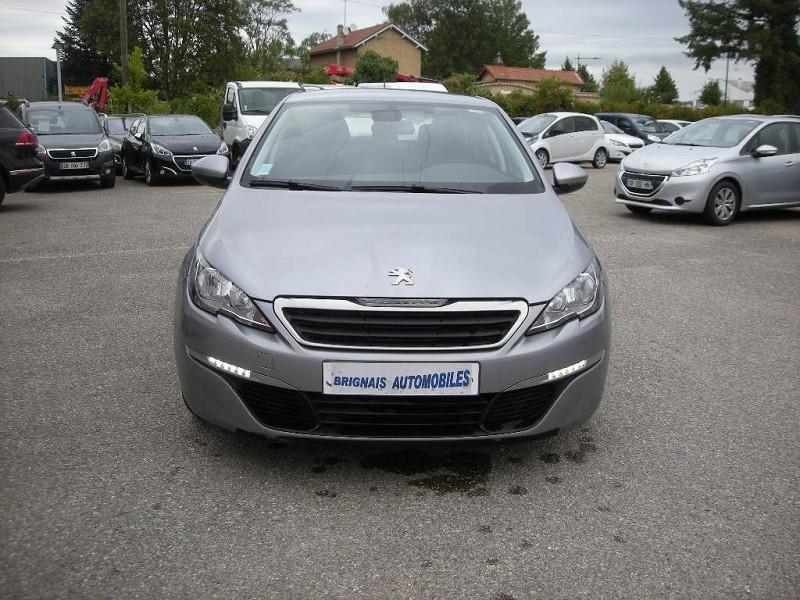 Photo 2 de l'offre de PEUGEOT 308 SW 1.6 HDI FAP 92CH ACTIVE à 12500€ chez Brignais automobiles