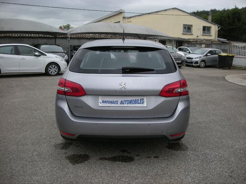 Photo 5 de l'offre de PEUGEOT 308 SW 1.6 HDI FAP 92CH ACTIVE à 12500€ chez Brignais automobiles