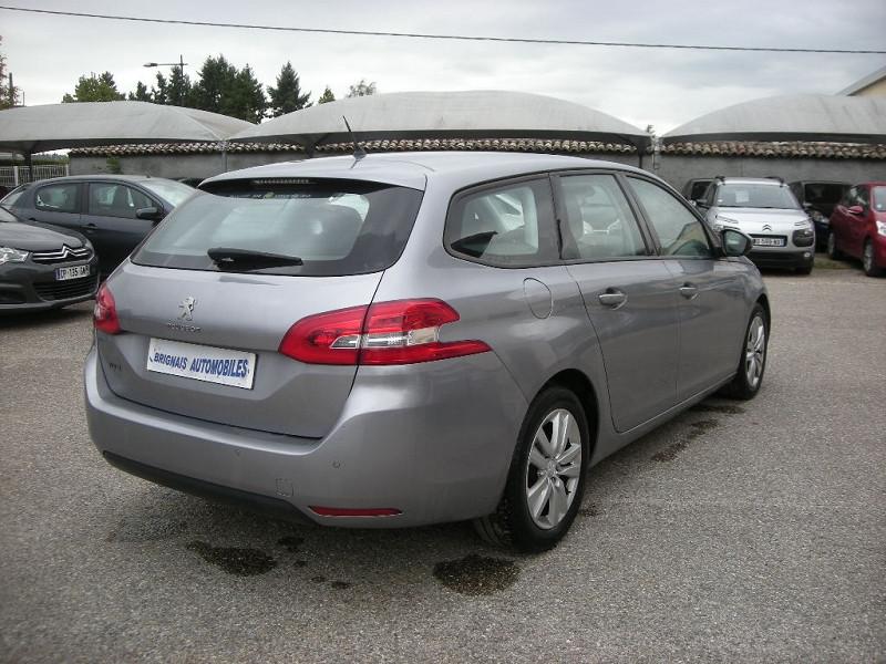 Photo 6 de l'offre de PEUGEOT 308 SW 1.6 HDI FAP 92CH ACTIVE à 12500€ chez Brignais automobiles