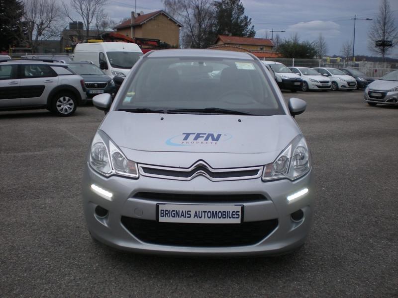 Photo 2 de l'offre de CITROEN C3 STE 1.6 BLUEHDI 75 CONFORT à 5990€ chez Brignais automobiles