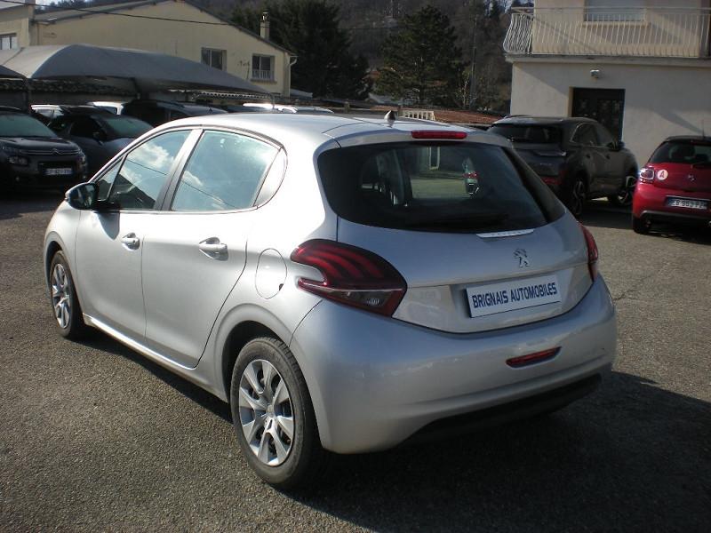 Photo 4 de l'offre de PEUGEOT 208 1.6 BLUEHDI 75CH LIKE 5P à 10900€ chez Brignais automobiles