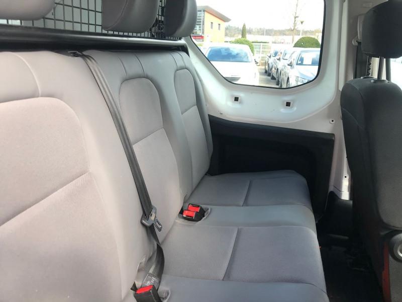 Photo 9 de l'offre de PEUGEOT PARTNER LONG 1.6 BLUEHDI 100CH CABINE APPROFONDIE PRO à 13400€ chez Brignais automobiles
