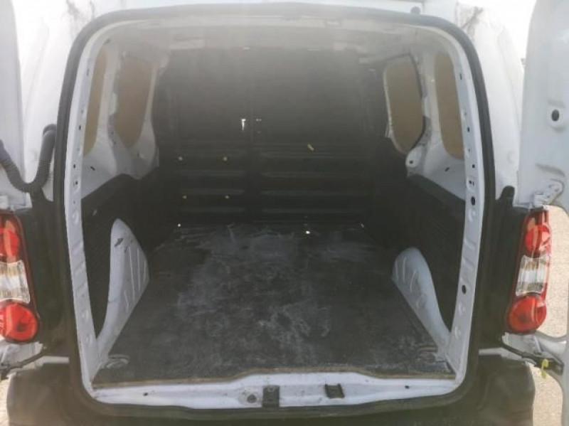 Photo 7 de l'offre de CITROEN BERLINGO M 1.6 BLUEHDI 75 BUSINESS à 10400€ chez Brignais automobiles