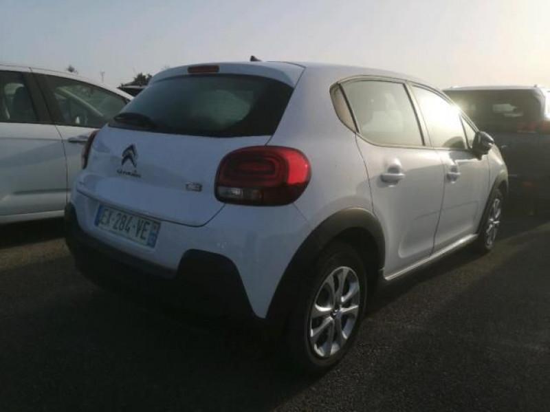 Photo 4 de l'offre de CITROEN C3 BLUEHDI 75CH FEEL BUSINESS S&S à 12900€ chez Brignais automobiles