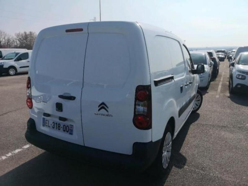 Photo 4 de l'offre de CITROEN BERLINGO M 1.6 BLUEHDI 75 BUSINESS à 10400€ chez Brignais automobiles
