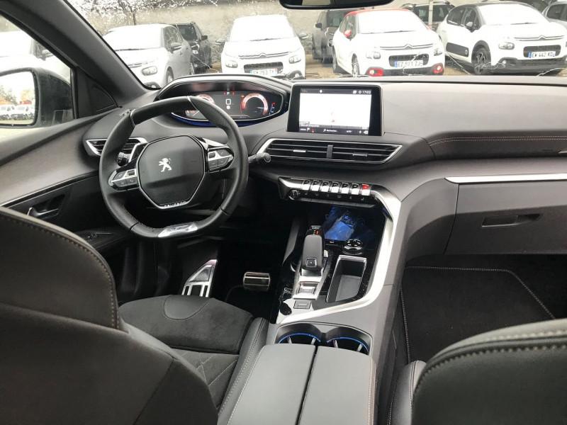 Photo 10 de l'offre de PEUGEOT 3008 2.0 BLUEHDI 180CH S&S GT EAT8 à 37900€ chez Brignais automobiles