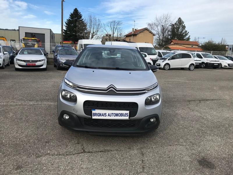 Photo 2 de l'offre de CITROEN C3 STE 1.6 BLUEHDI 75CH S&S FEEL NAV à 9400€ chez Brignais automobiles