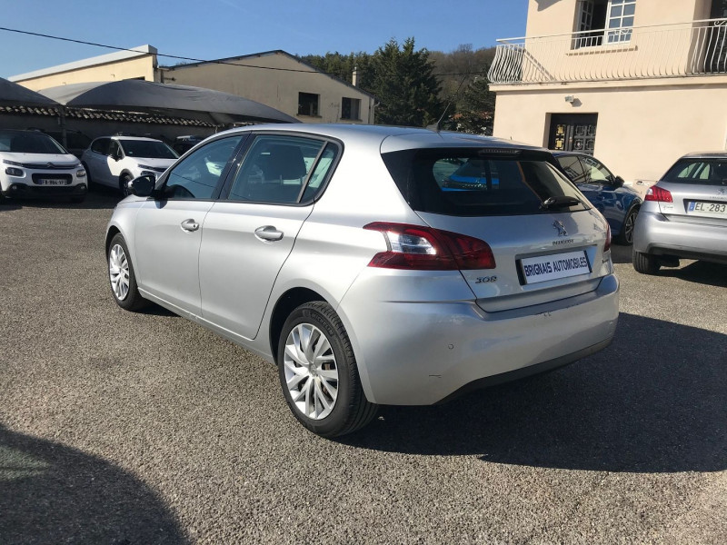 Photo 4 de l'offre de PEUGEOT 308 AFFAIRE 1.6 BLUEHDI 100CH S&S PACK CLIM NAV à 8900€ chez Brignais automobiles