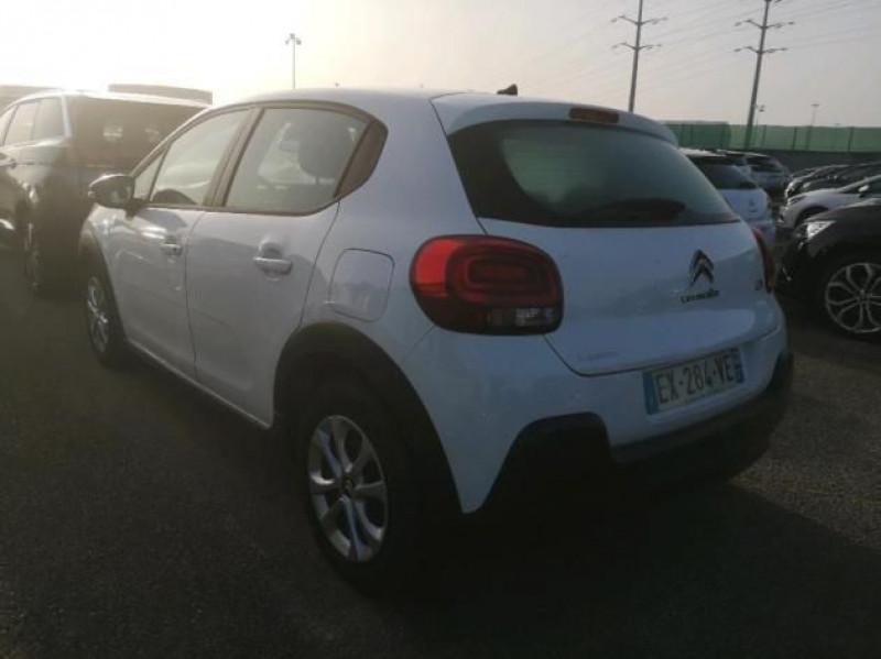 Photo 3 de l'offre de CITROEN C3 BLUEHDI 75CH FEEL BUSINESS S&S à 12900€ chez Brignais automobiles