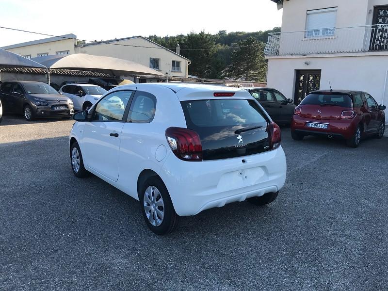 Photo 4 de l'offre de PEUGEOT 108 VTI 72 LIKE S&S 85G 3P à 10500€ chez Brignais automobiles