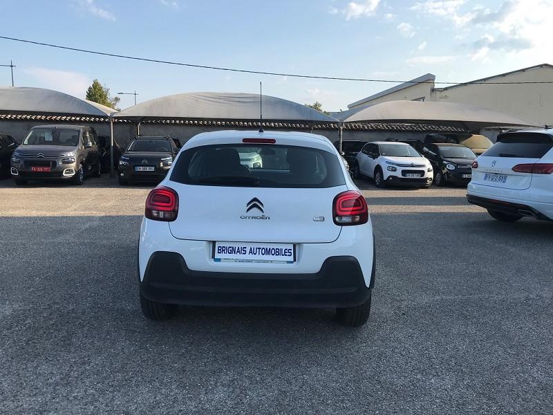 Photo 5 de l'offre de CITROEN C3 BLUEHDI 75CH FEEL BUSINESS S&S à 11900€ chez Brignais automobiles